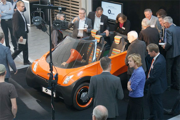 connie hedegaard electric car